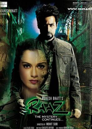 Смотреть Тайна: Мистерия продолжается / Raaz: The Mystery Continues (2009) онлайн